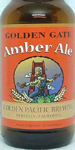 Golden Gate Amber Ale