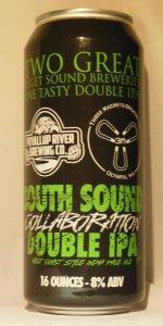 South Sound Collaboration Double IPA (with Three Magnets)