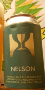 Late Harvest Nelson Pale Ale
