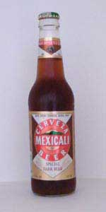 Mexicali Special Dark Beer