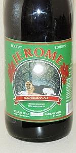 Jerome Cervenza Nochebuena Ale