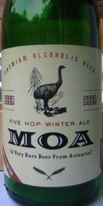 Moa 5 Hop - Winter Ale