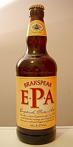 English Pale Ale (EPA)