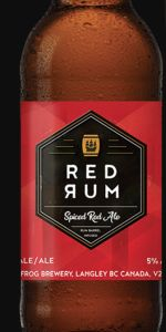 Redrum Spiced Red Ale