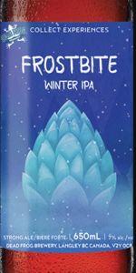 Frostbite Winter IPA