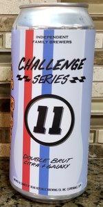 Challenge Series #11: Double Brut IPA