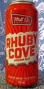 Rhuby Cove Cream Ale