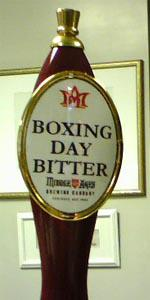 Boxing Day Bitter