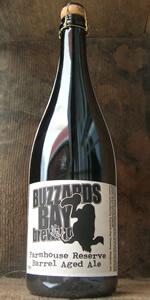 Buzzards Bay Farmhouse Reserve Barrel Aged Ale