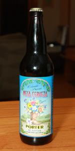 Mesa Cerveza Porter