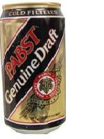 Pabst Genuine Draft