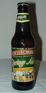 Otter Creek Spring Ale: German-style Kölsch