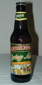 Otter Creek Spring Ale: German-style Kölsch