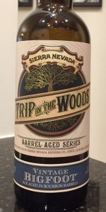 Trip in the Woods: Bourbon Barrel-Aged Vintage Bigfoot