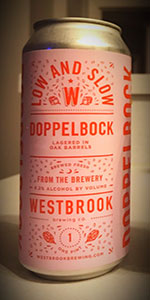 Low And Slow: Doppelbock
