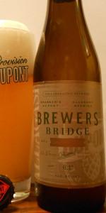 Dupont / Allagash - Brewers' Bridge