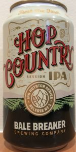 Hop Country Session IPA