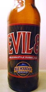 Evil 8° Belgian-Style Dubbel Ale