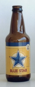 Blue Star Great American Wheat Beer