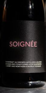 Soignee - Raspberry/Cherry/Northern Kiwi