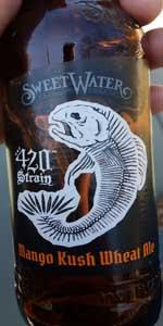420 Strain Mango Kush Wheat Ale