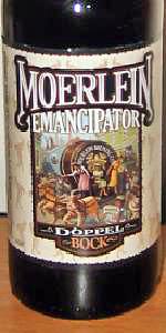 Christian Moerlein Emancipator Doppelbock
