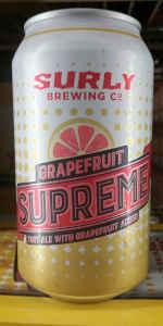 Grapefruit Supreme