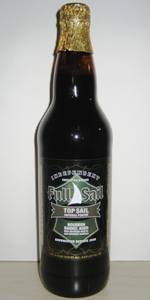 Top Sail Imperial Porter - Bourbon Barrel Aged (Brewmaster Reserve 2008)