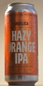 Angelica Hazy Orange IPA