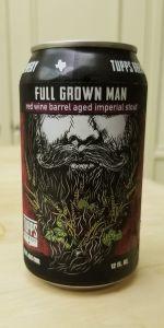 Red Wine Barrel Aged Full Grown Man