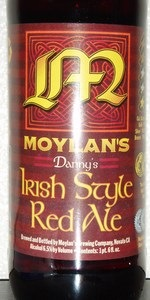 Danny's Irish Style Red Ale