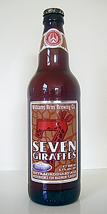Seven Giraffes