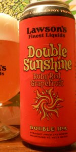Double Sunshine - Ruby Red Grapefruit