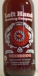 Widdershins - Oak-Aged