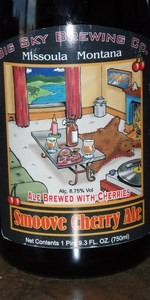 Smoove Cherry Ale