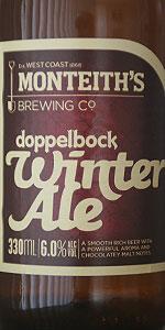 Monteith's Doppelbock Winter Ale