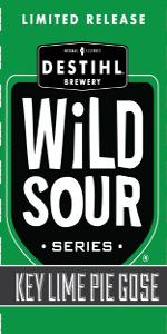 WiLD Sour Series: Key Lime Pie