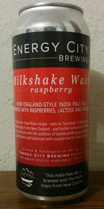 Milkshake Waka - Raspberry