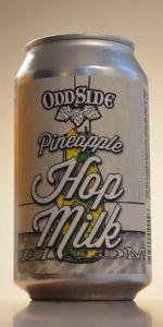 Pineapple Hop Milk