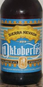Sierra Nevada / Bitburger - Oktoberfest (2019)