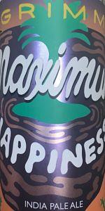 Maximum Happiness