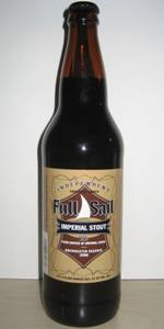 Imperial Stout (Brewmaster Reserve 2008)