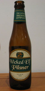 Wicked Elf Pilsner