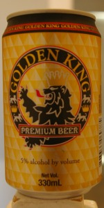 Golden King Premium Beer