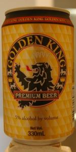 Golden King Premium Beer