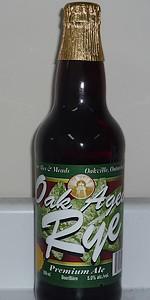 Trafalgar Oak-Aged Rye