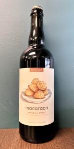 Macaroon - Rum Barrel-Aged