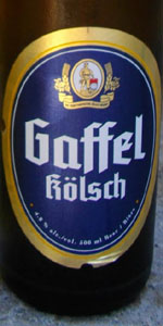 Gaffel Kölsch