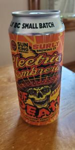 Surly / Sun King - Electric Sombrero Of Death