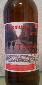 Chemung Canal Towpath Ale